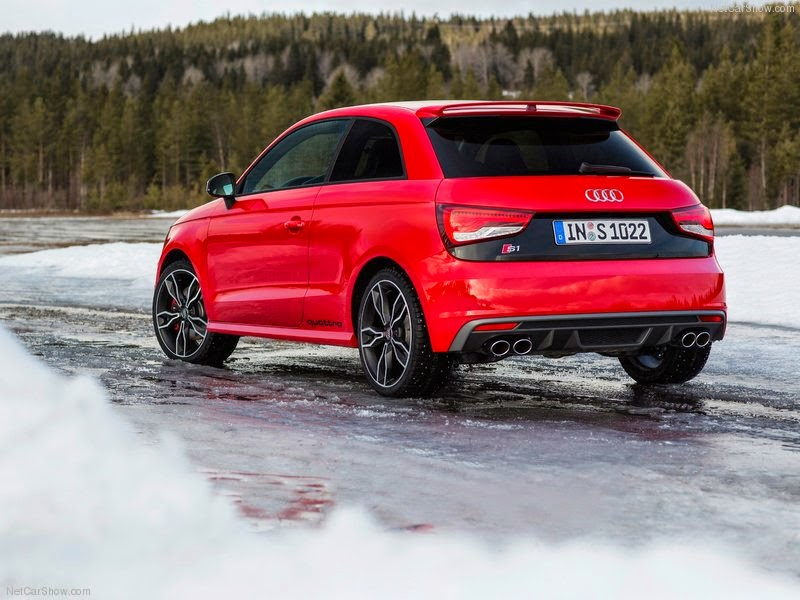 2015 Audi S1