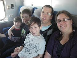 Familjen Sandstrom