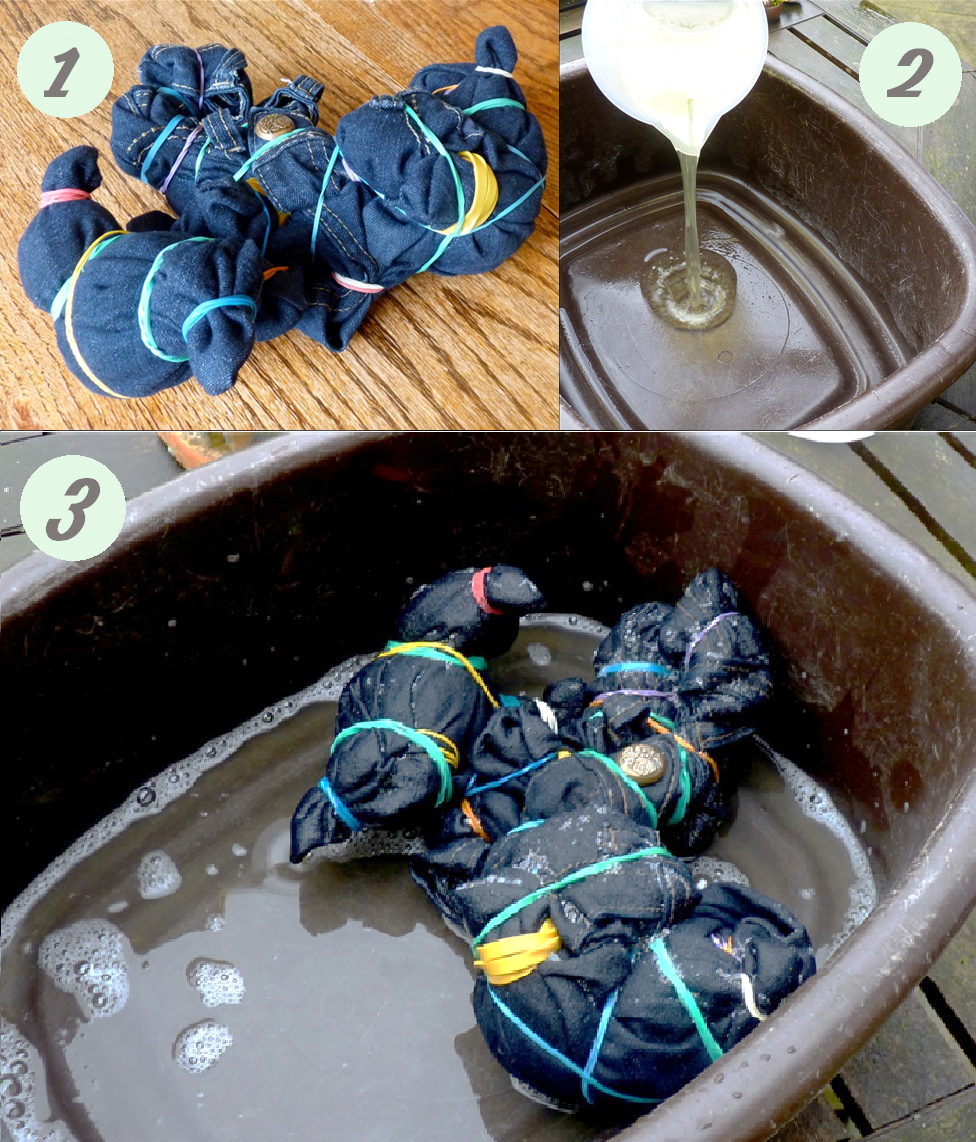 how to take out dye from skin