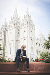 CALLED TO SERVE as a missionary for The Church of Jesus Christ of Latter-Day Saints