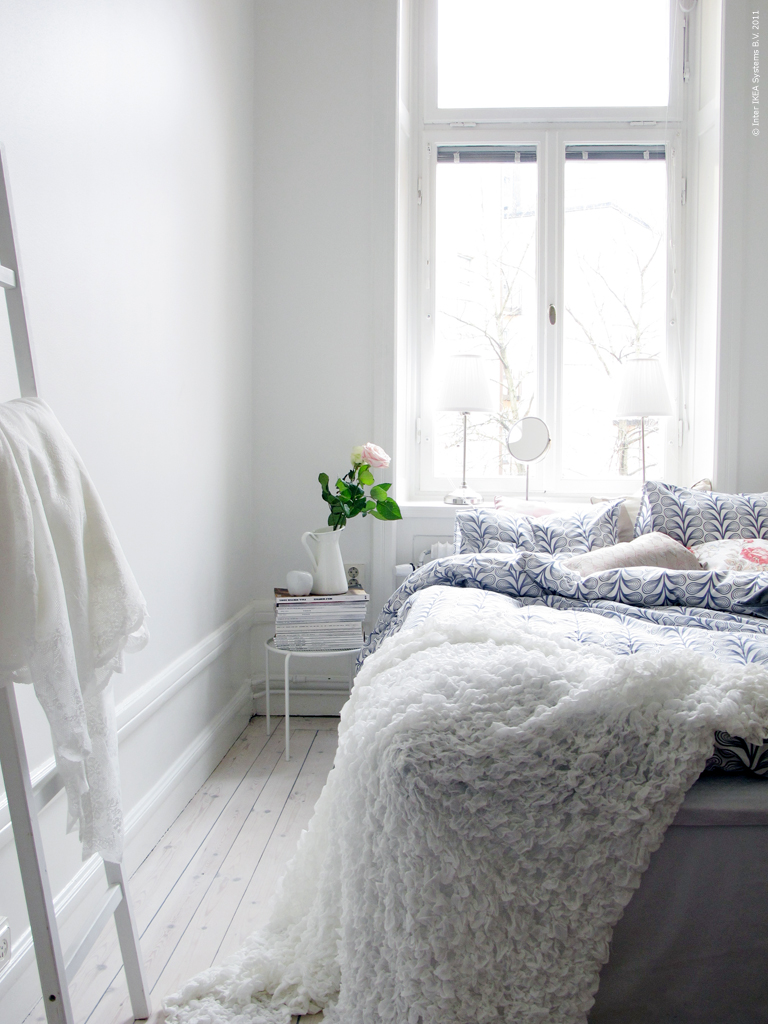 Adventurous design quest: peaceful pastel in the bedroom by ikea ...