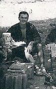 MANUEL NUNES REIS CARDOSO, furriel milº.- Pelotão de Morteiros 1208