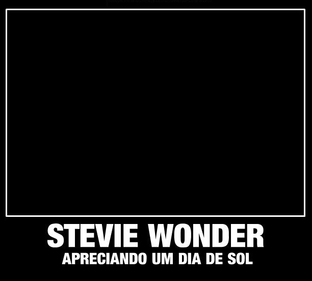 stevie wonder, humor negro, mind fuck