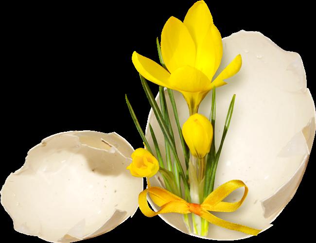 Dekoracje jajek