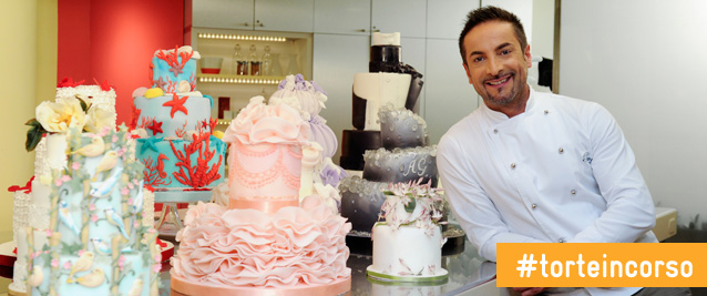 Corsi Di Cake Design Con Renato Ardovino : Telesofia: TORTE IN CORSO: il cake design in TV