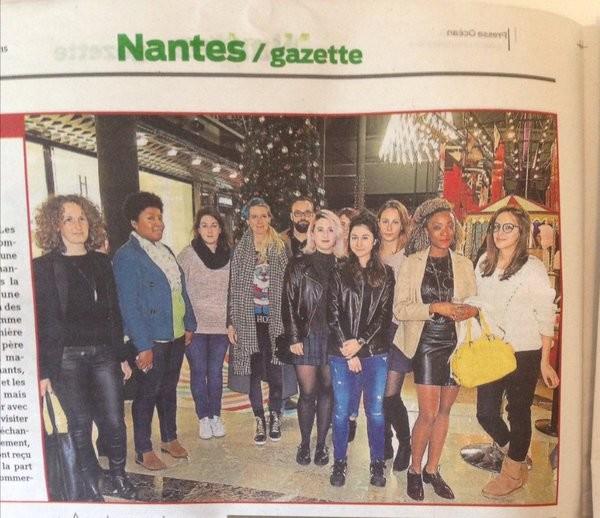 presse ocean, blog, blogueuse, Nantes, bullelodie