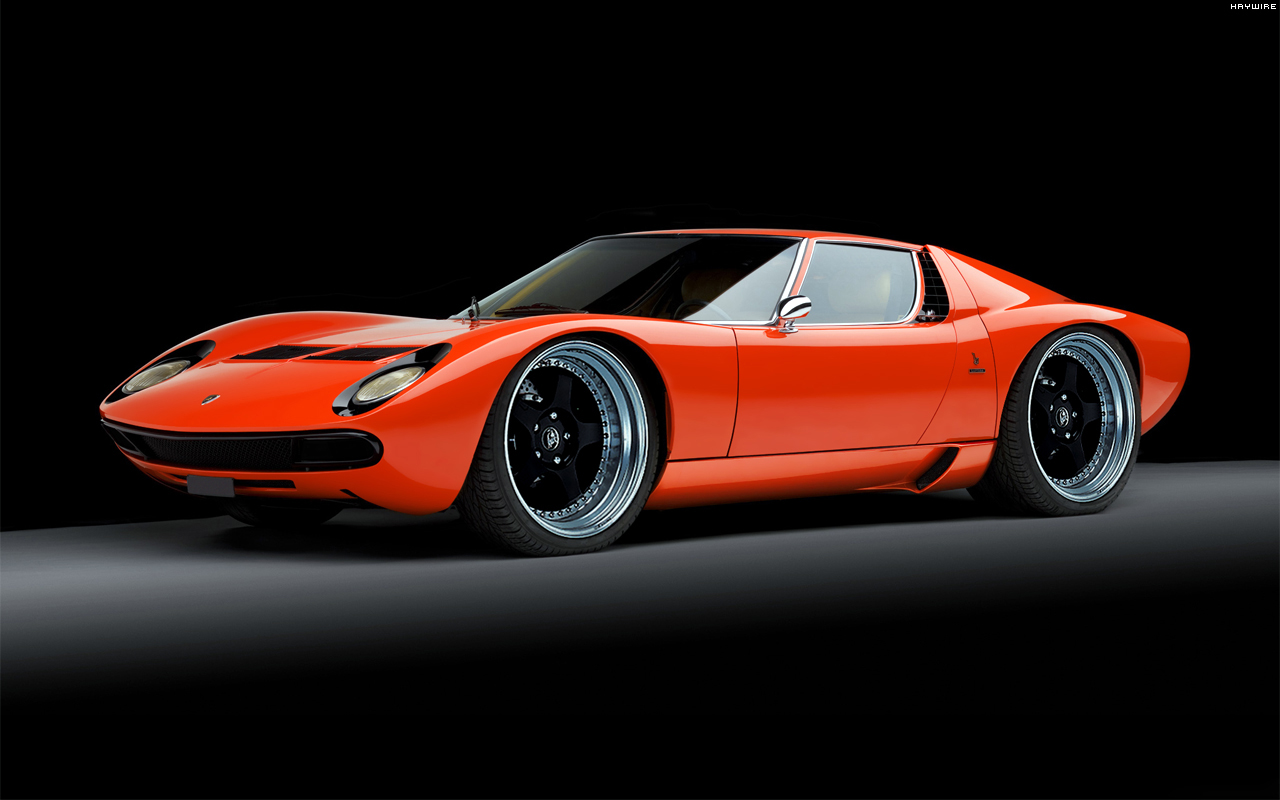 Luxury Lamborghini Cars Lamborghini Miura Wallpaper