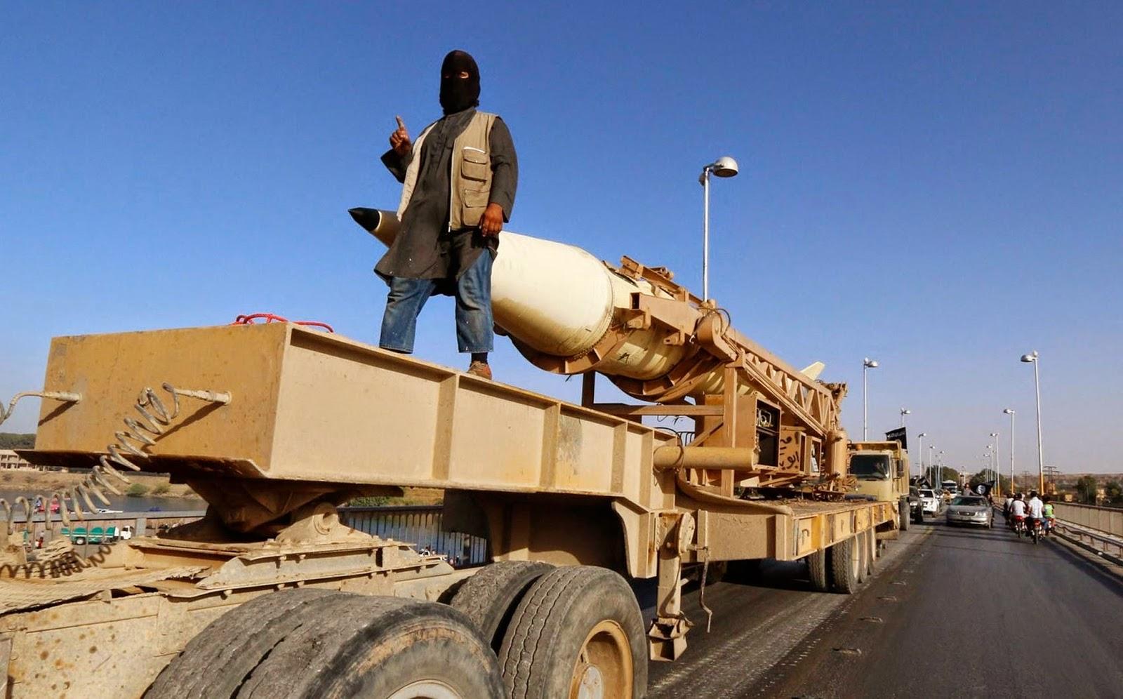 Amerika bilang strategi dan komunikasi ISIS berubah