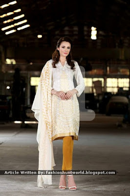 NL - Nishat Linen Eid Dresses 2015-2016