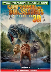 Caminhando com Dinossauros Torrent - Dublado BluRay 720p (2014)