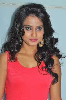 Actress Dimple Chopade Latest Pictures in Red Short Dress at Kalkandu Movie Audio Launch and Pressmeet  0002.jpg