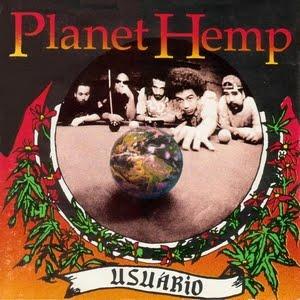 Discos para história #180: Usuário, do Planet Hemp (1995)