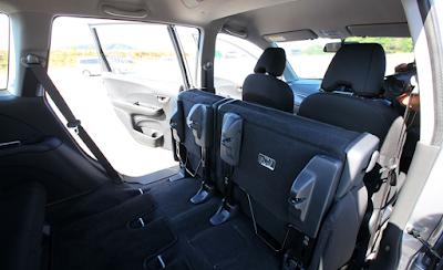 Foto Interior Honda BRV Indonesia