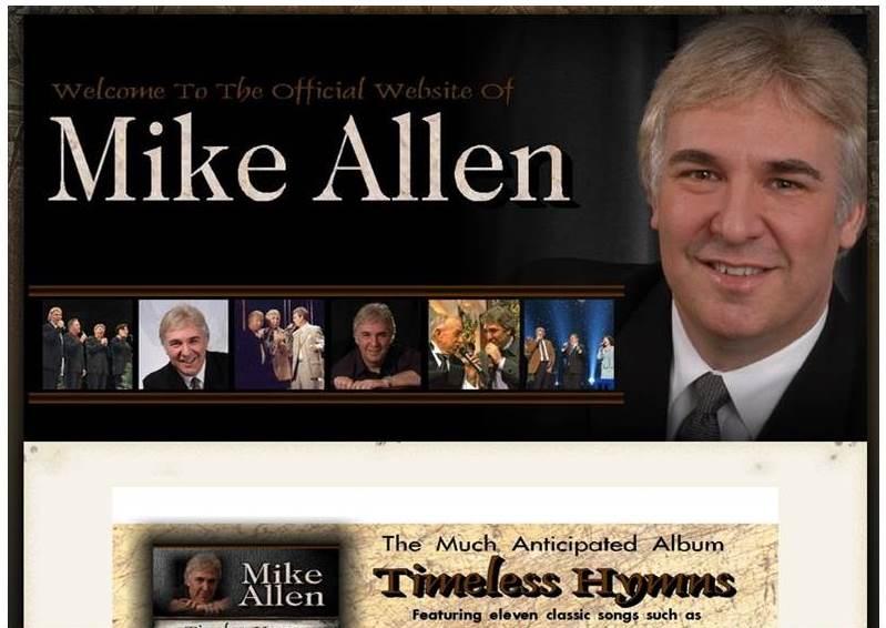 Mike Allen Music (Website)