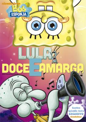 Bob Esponja: Lula Doce e Amarga (Dublado) DVDRip XviD