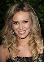 Hilary Duff Southern Style St Bernard Project Event