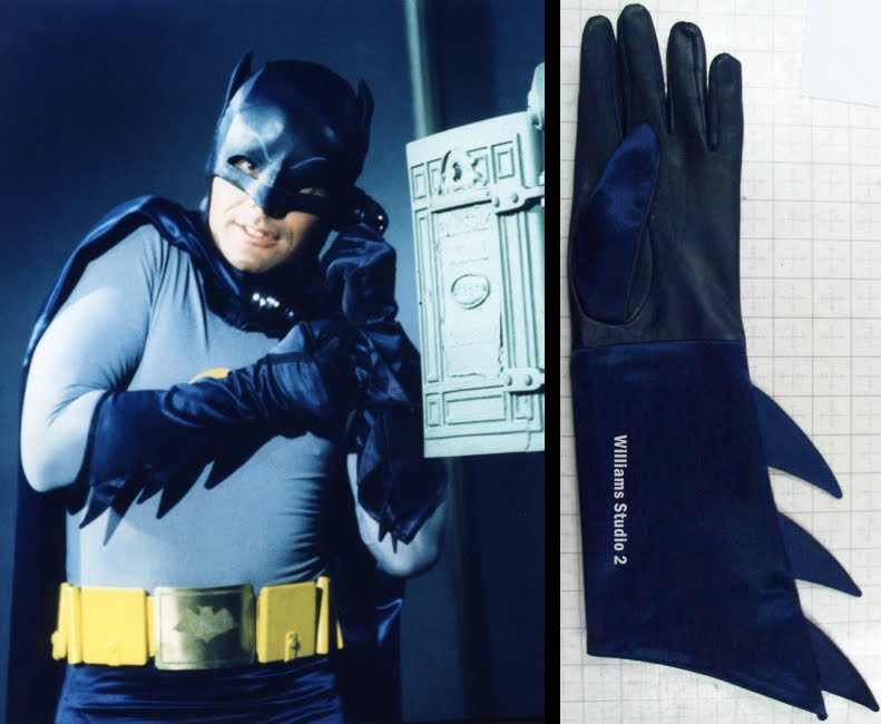 BAT - BLOG : BATMAN TOYS and COLLECTIBLES: Costume ...
