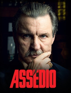 Assédio Séries Torrent Download capa