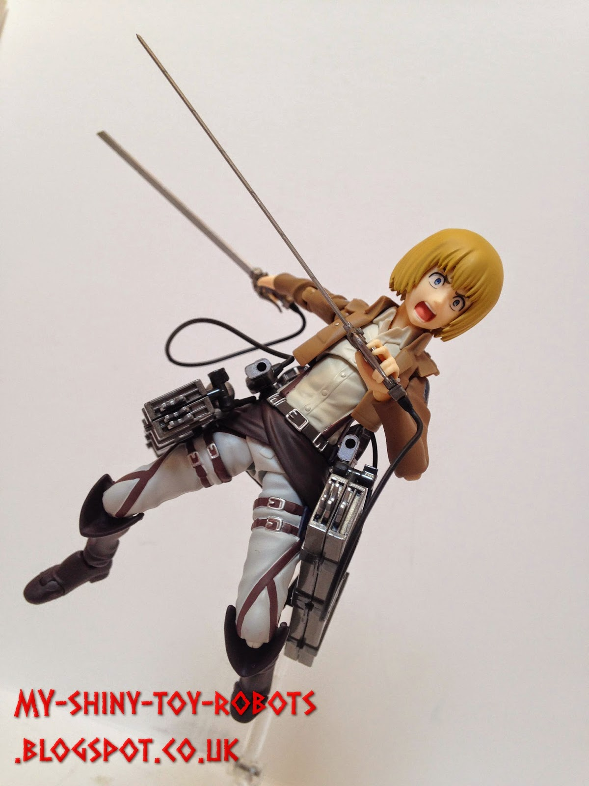 Armin need to be crazy badass more often