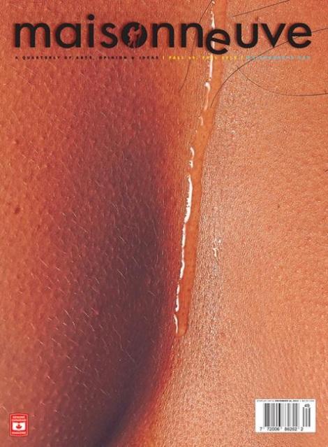 Maisonneauve Magazine No.49 - The Porn Issue Cover