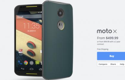 Discounted Moto X, Motorola, .edu discount Moto X