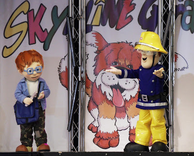 Fireman Sam live on stage