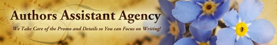 Author's Assistant Agency