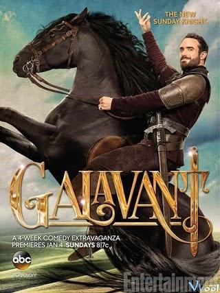 Chàng Galavant 1 - Galavant Season 1