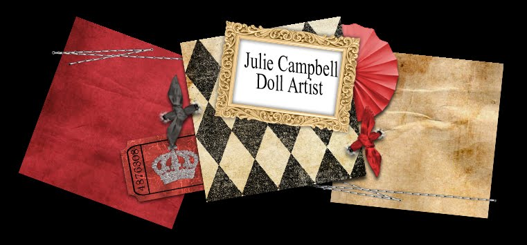 Julie Campbell Doll Artist