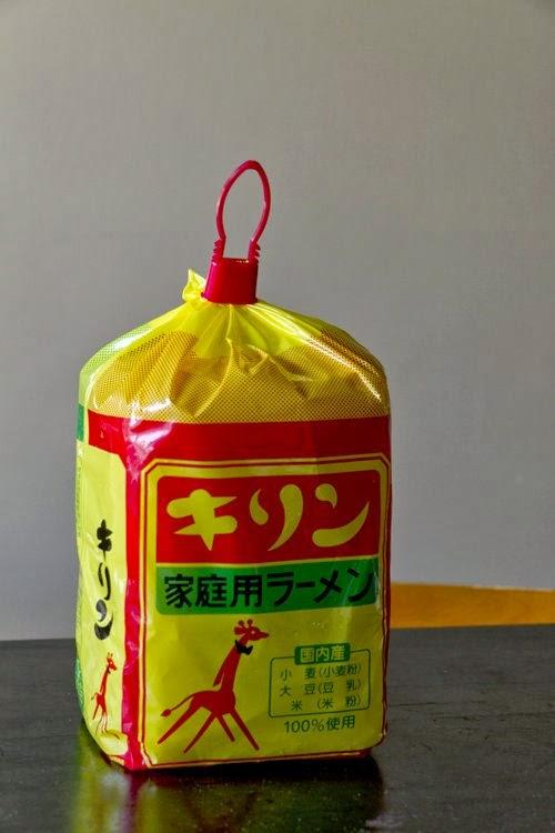 キリンラーメン 醤油味