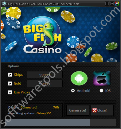 Big fish casino hack cheats 2015 no survey no password for Gold fish casino promo codes