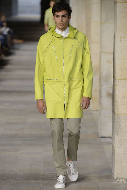Hermes Spring-Summer 2013 Paris Men's Fashion Week