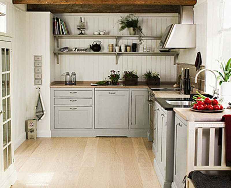 Trendesso kandin vske t love mal kuchyne scandinavian style small kitchen Scandinavian kitchen designs