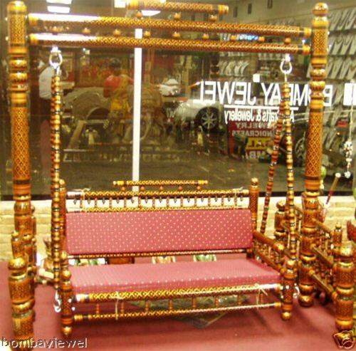 The Cultural Heritage Of India Ethnic Sankheda Furniture Of Gujarat In Western India