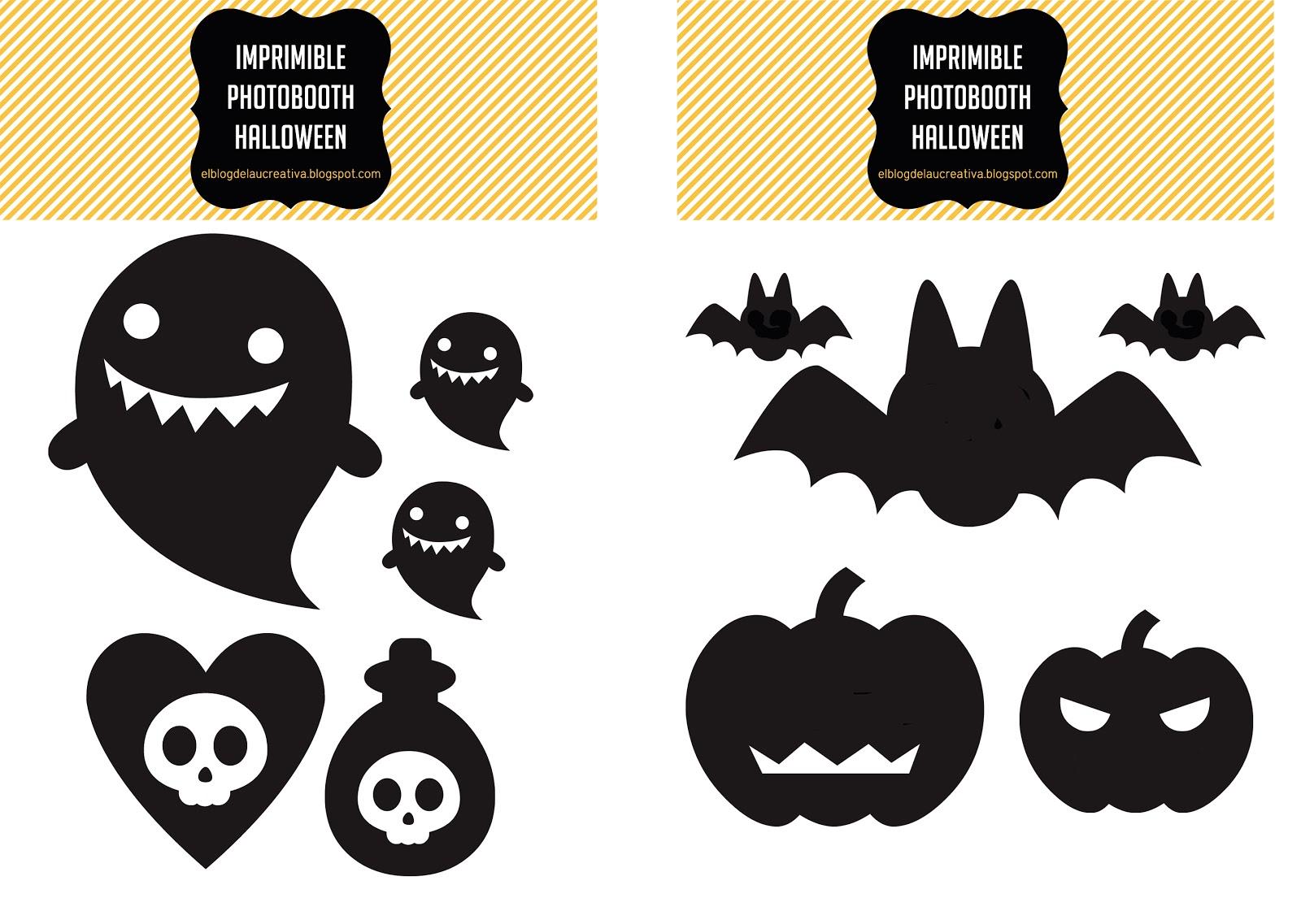 Desesperation manualidades decoracion halloween - Decoracion halloween para imprimir ...