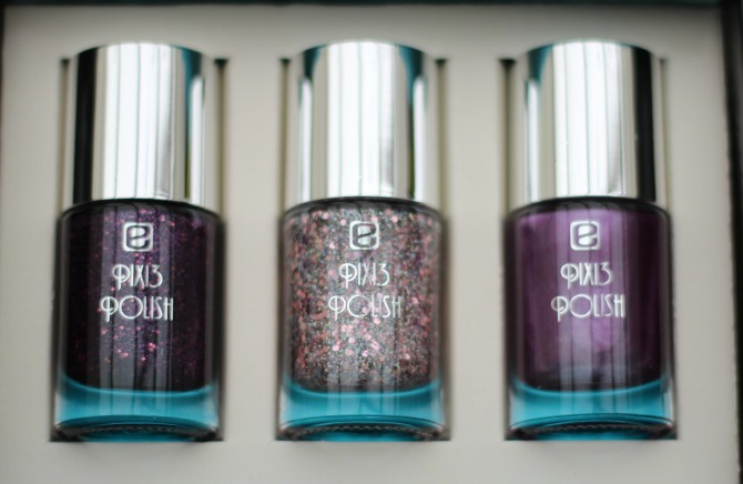 enail nail polishes