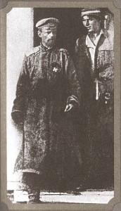 Barón Ungern Sternber en 1921