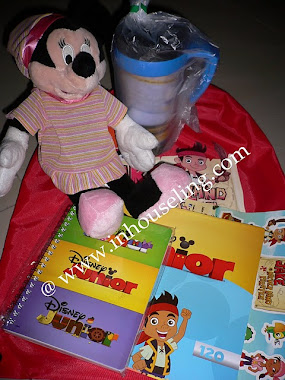 Giveaway: Some Goodies From Disney Junior