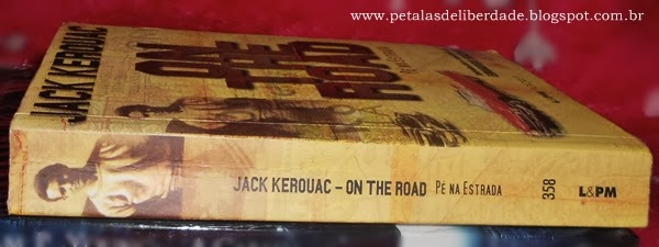 Livro On the Road, pé na estrada, Jack Kerouac, geração beat, lpm pocket, kristen stewart, walter salles