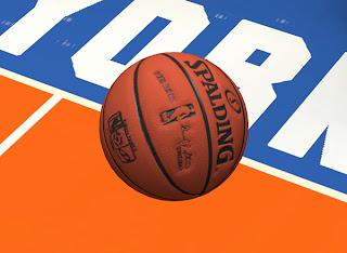 NBA 2K14 Spalding Ball Mod with HD Texture