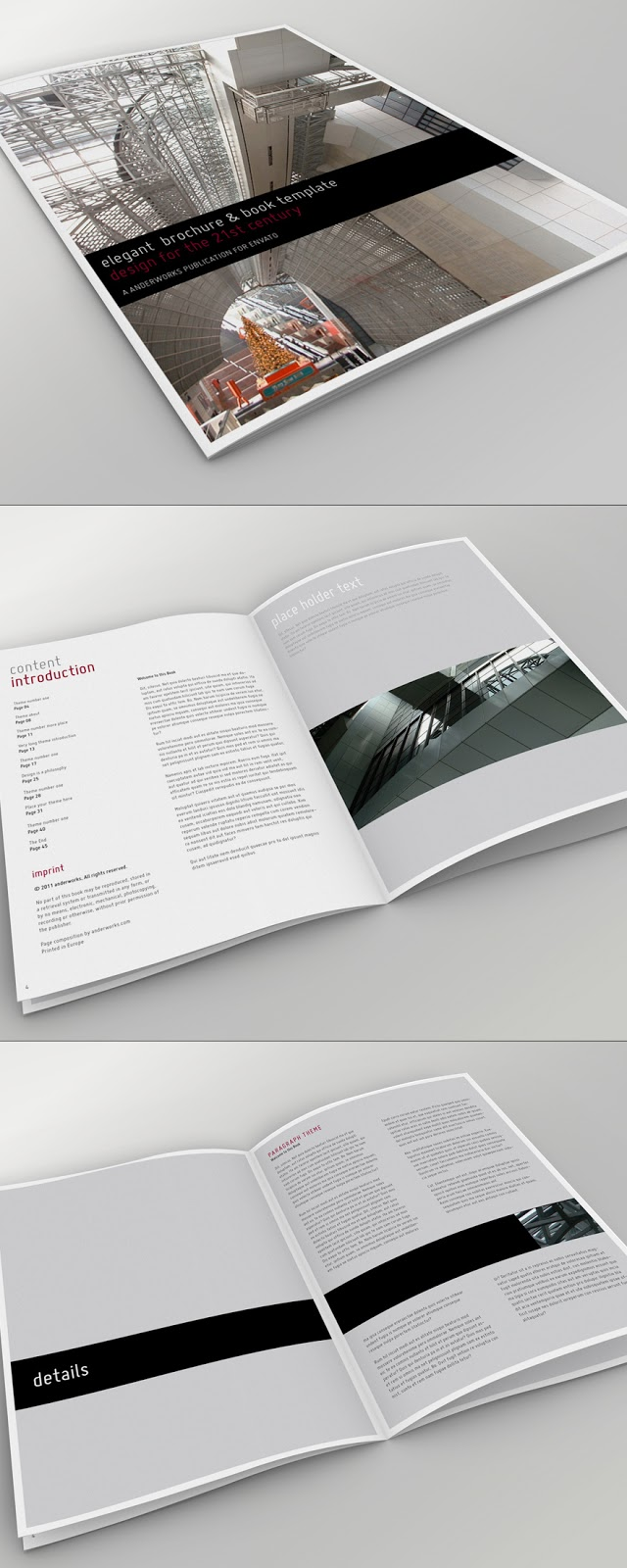 Brochure booklet templates brochure designs pics for Booklet brochure template
