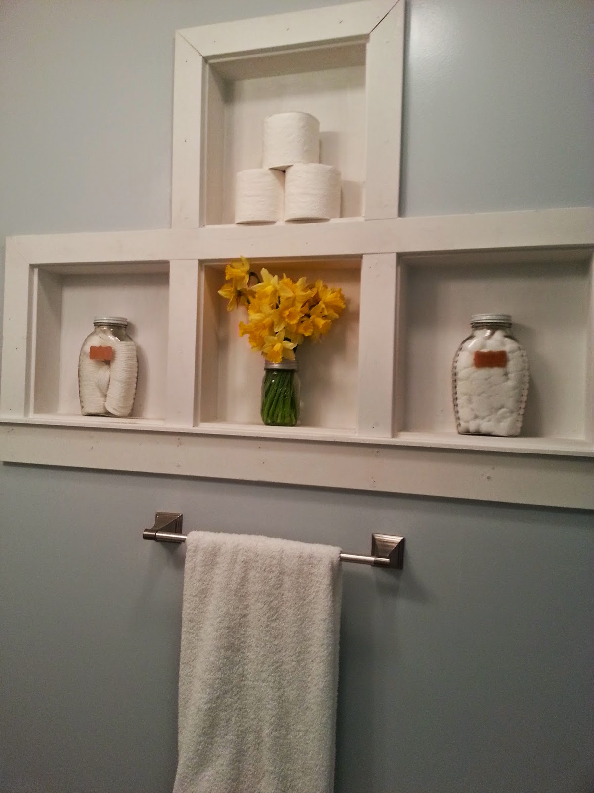 Reclaim renew remodel expanding and updating the master for Bathroom cabinet storage ideas