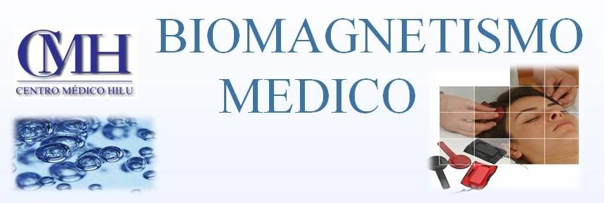CONTACTO BIOMAGNETISMO MEDICO CENTRO MEDICO HILU