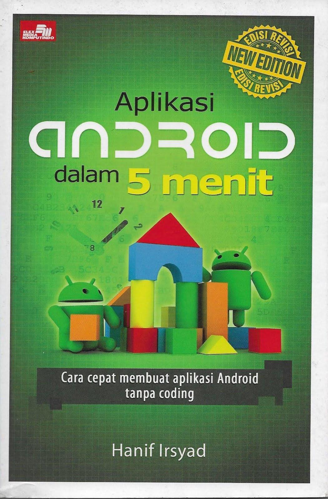 Aplikasi Android dalam 5 Menit