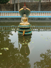 Buddhist Temple in Ramu