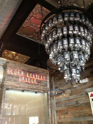 Good The interior of the historic San Diego Hardware Building on bustling Fifth Avenue has been transformed into a rock un roll and biker buzzed sports bar and