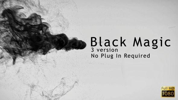 VideoHive Black Magic