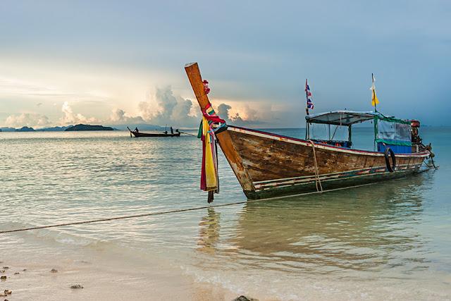 Tajlandia - Na bezludnej wyspie