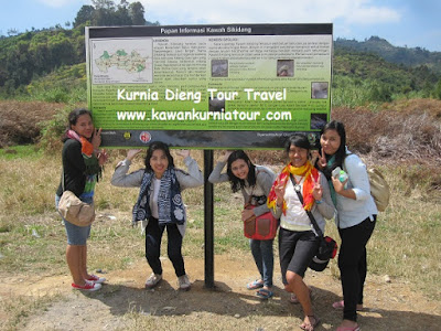 trip to dieng