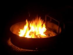 ~ Ahhhh, Camp-fire! ~